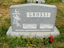 Marie Elizabeth <i>Schultz</i> Grossi