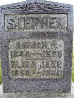 Eliza Jane <i>Stevens</i> Stephen
