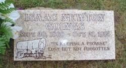 Isaac Newton Goings