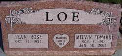 Melvin Edward Mel Loe
