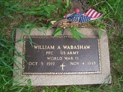 Wm A. Wabasha