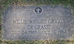 Willie Wright <i>Griggs</i> DeGrassi