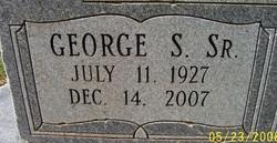 George Samuel Sam Weeks, Sr