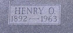 Henry O. Myers