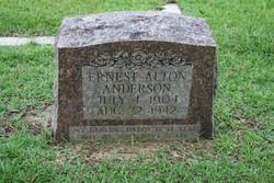 Ernest Alton Anderson
