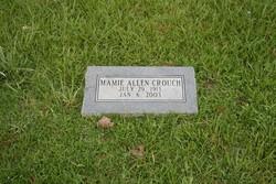 Mamie <i>Allen</i> Crouch
