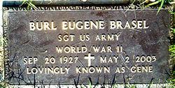 Burl Eugene Gene Brasel