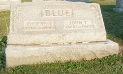 Phoebe Jane <i>Wintersteen</i> Blue