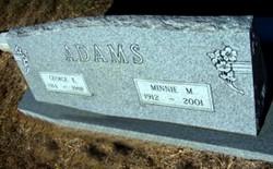 George Elmer Huck Adams