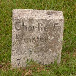 Charlie F Winkler