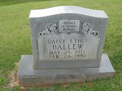 Daisy Ethel Ballew