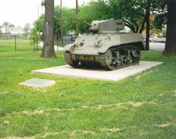 Memorial B Company 192nd Tank Battalion