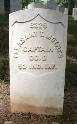 Capt Pleasant T. Mathes