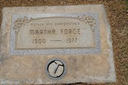 Martha Lucinda <i>Andrews</i> Force