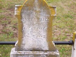 Henry K. Hazel