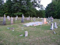 Milford Baptist Church Cemetery