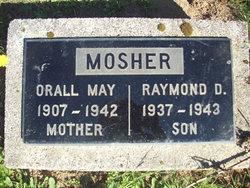 Raymond D Mosher