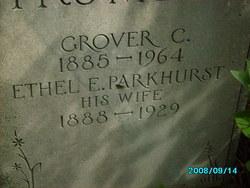 Ethel Elva <i>Parkhurst</i> Trumble