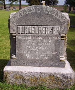 Elizabeth <i>Holdeman</i> Dunkelberger