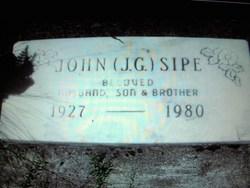 John Gardiner Sipe