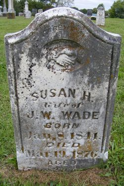 Susan H <i>Creek</i> Wade