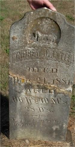Andrew Jackson Antle