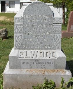 Alice <i>Wright</i> Elwood