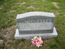 Winfred Emoline <i>Morton</i> McCleskey