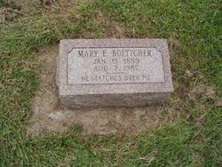 Mary E Boettcher