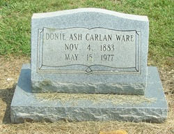 Donie <i>Ash</i> Carlan Ware