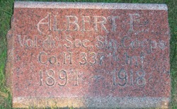 Albert Ernest Bockhaus