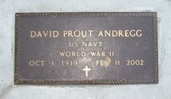 David Prout Andregg