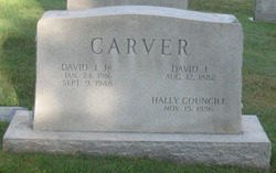 Hally Mae <i>Councill</i> Carver