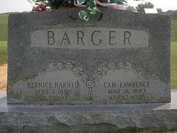 Bernice Eliza <i>Harned</i> Barger