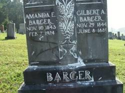Amanda Excenia <i>Bolch</i> Barger