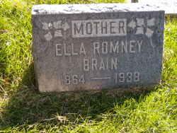 Ella <i>ROMNEY</i> Brain