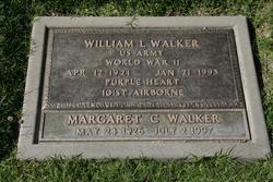 Margaret Catherine <i>Bollig</i> Walker