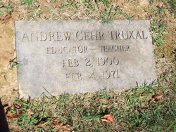 Andrew Gehr Truxal