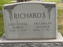 Emily Sophia <i>Tanner</i> Richards