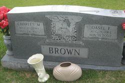 Charles M. Brown