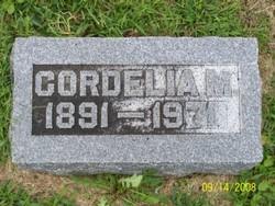 Cordelia Minnie <i>Barnes</i> Carr