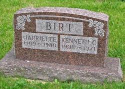 Harriette Birt