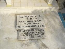 Carmen <i>Angel</i> Due�as
