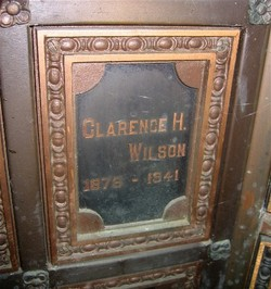 Clarence Wilson (actor) Added by Anonymous
