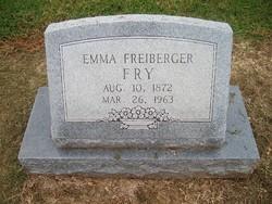 Emma <i>Scott</i> Fry