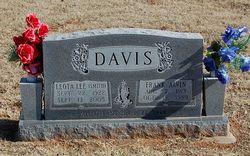 Leota Lee <i>Smith</i> Davis