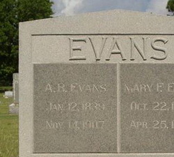 A. B. Evans