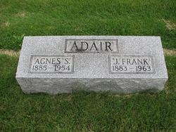 Agnes S Adair