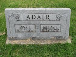 William H Adair