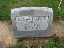 M Marie Adair